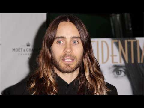 Jared Leto Hints At Morbius the Living Vampire Movie