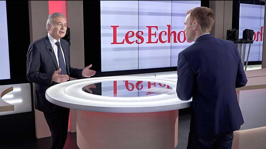 Illustration pour la vidéo Futur avion de combat franco-allemand : « Safran va essayer de prendre sa place », déclare le DG Philippe Petitcolin