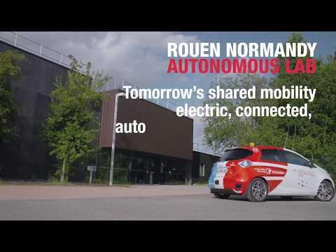 2018 Rouen Normandy Autonomous Lab Lab Film