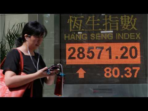 Asian Shares Fall Ahead Of Fed Decision