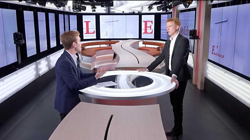Illustration pour la vidéo Elections européennes de 2019 : « Ce sera l'occasion de montrer de nouveaux visages engagés de La France insoumise », déclare Adrien Quatennens