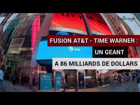 AT&T - Time Warner, la fusion à 86 milliards autorisée