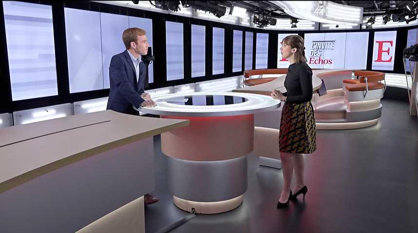 Illustration pour la vidéo « Les parlementaires LREM n'ont pas peur : leur parole est libre dans le groupe », affirme Aurore Bergé (LREM)