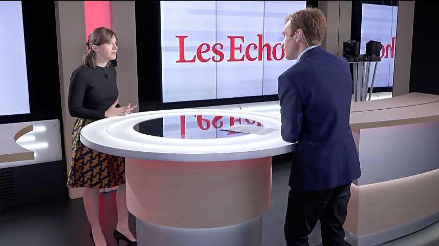 Illustration pour la vidéo Macron décroche dans l'électorat de gauche : « Nos promesses sont tenues », répond Aurore Bergé (LREM)