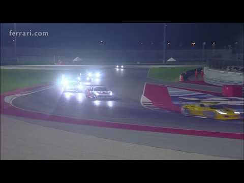 Ferrari Challenge Europe - doubles for Wohlwend, Cheung and Cuhad