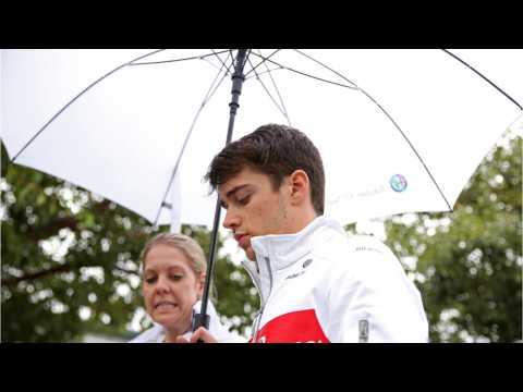 Charles Leclerc Signs Massive Ferrari Deal