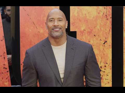 Dwayne Johnson says spending time with amputees was 'unforgettable'