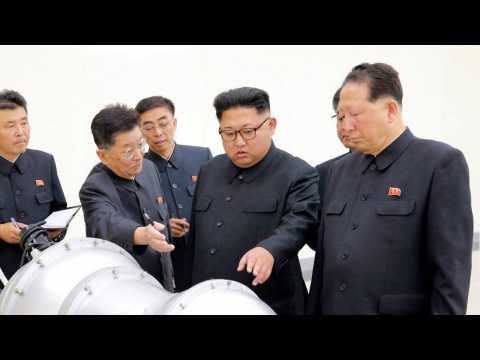 North Korea Working On Submarine That Fires Nuclear Missiles