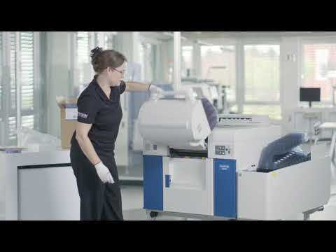 How to' Training Video for the Epson SureLab SL D3000