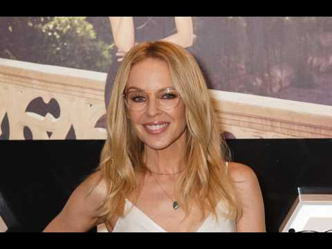 Kylie Minogue: Recording my album helped me heal