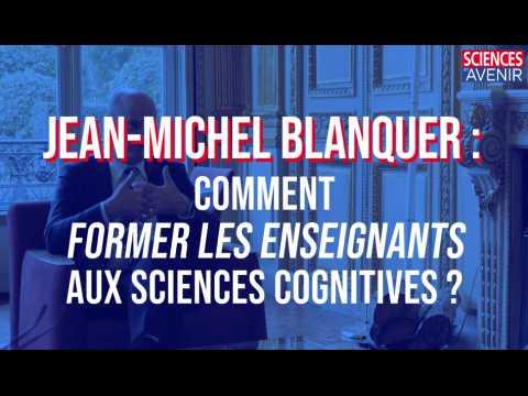 """EXCLU. Jean-Michel Blanquer : """"Des formations en sciences cognitives de très haute qualité pour les professeurs"""""""