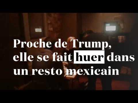 Etats-Unis : la secrétaire d'Etat à la sécurité huée dans un restaurant mexicain