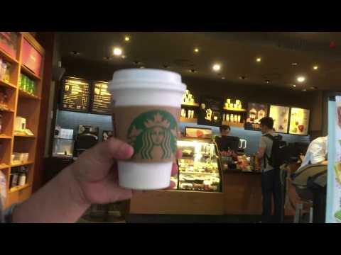 Starbucks annonce la fermeture de 150 cafés