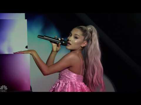 Ariana Grande Drops A Bop With Nicki