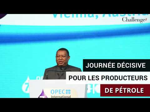 Journée décisive pour les producteurs de pétrole