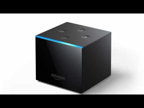 Amazon Fire TV Cube Officially Launches