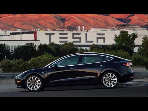 It's Been A Hard Year For Tesla And The Model 3