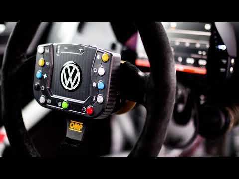 Volkswagen Golf GTI TCR Interior Design - Test Drive Vallelunga