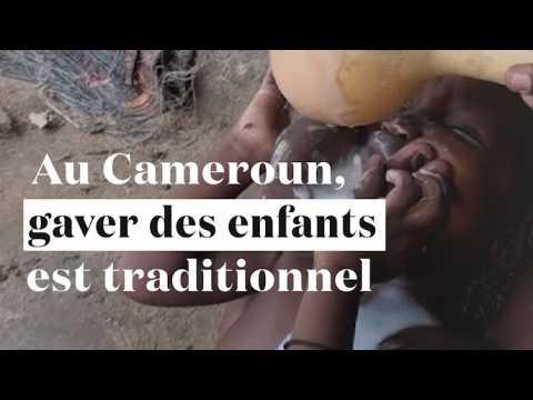 Au Cameroun, gaver les nourrissons est une pratique courante mais dangereuse