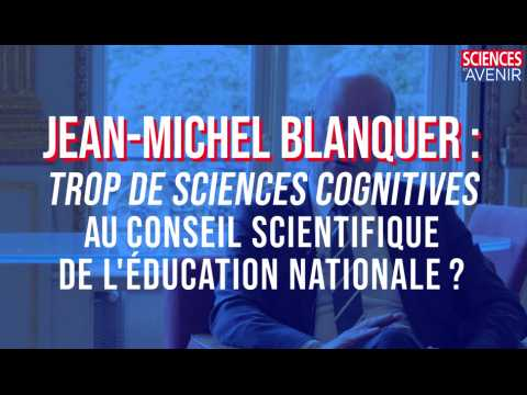 EXCLU. Jean-Michel Blanquer : trop de sciences cognitives au Conseil scientifique de l'Education nationale ?