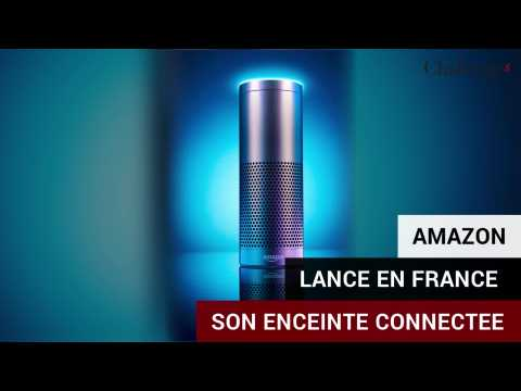 Amazon lance son enceinte connectée en France