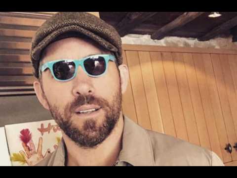 Ryan Reynolds jokes he's 'into' new tiny sunglasses trend