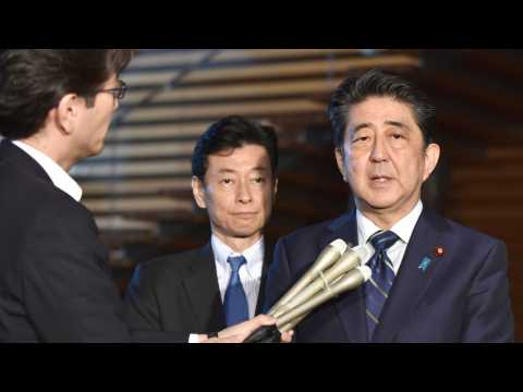 Japanese Prime Minister Shinzo Abe Once Again Highlight North Korean Abductions