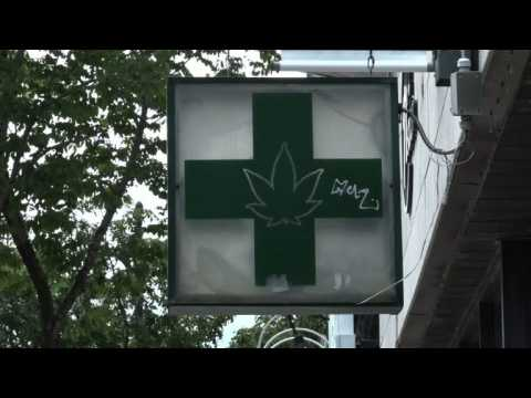 Canada's Senate passes bill to legalize weed