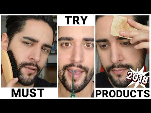 18 Products You HAVE TO Try In 2018 - Grooming Tools - Skincare - Hair Products  James Welsh