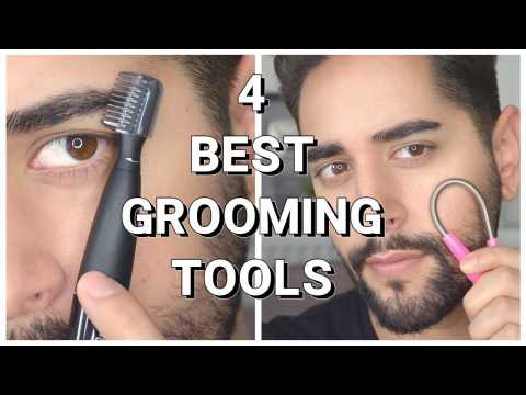 Must Have Grooming Tools For men - Grooming Kit For Men - Clarasonic, Eye Brow Shaping  James Welsh