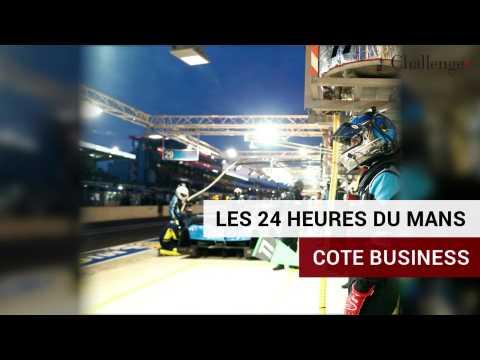 Les 24 Heures du Mans côté business