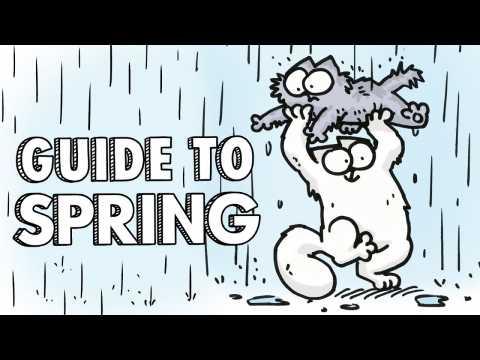 Spring Season - Simon's Cat | GUIDE TO