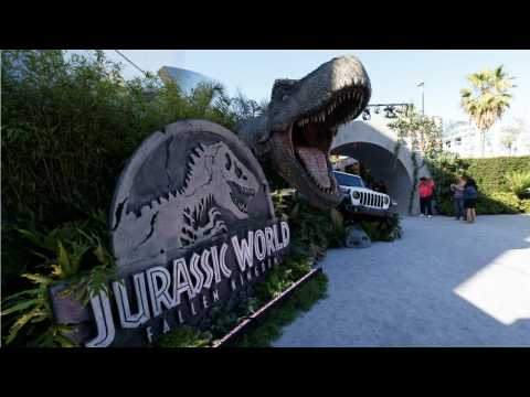 'Jurassic World: Fallen Kingdom' Set For Big Opening Weekend
