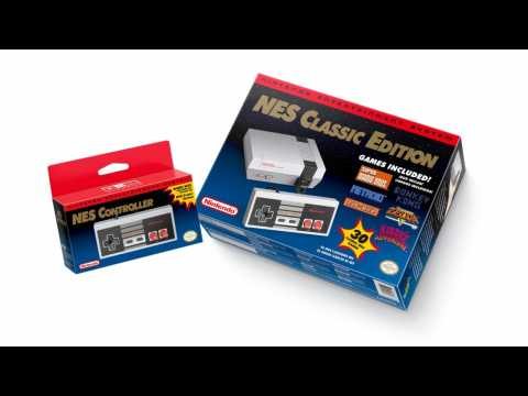 NES Classic Making Return This Friday