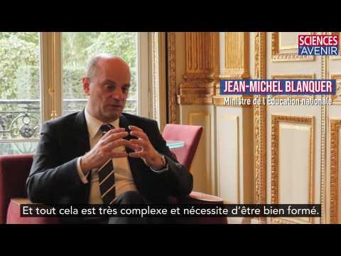 TEASER. Sur la formation des profs aux sciences cognitives, avec Jean-Michel Blanquer