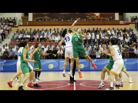 Two Koreas Court Peace In First Basketball Friendly In Years
