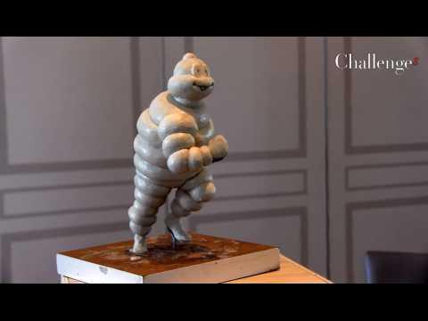 Michelin lance sa gamme d'objets de collection