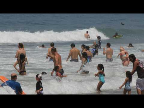 East Coast Heat Wave Expected To Move West
