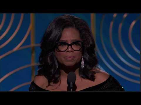 """Oprah Winfrey : """"Un nouveau jour se lève, grâce à de nombreuses femmes formidables"""""""