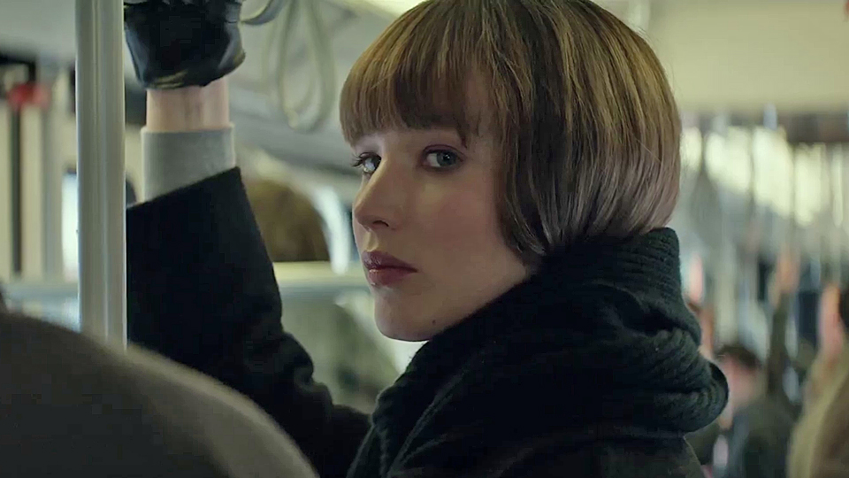 Red Sparrow - bande annonce - VO - (2018)