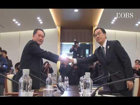 La Corée du Nord et du Sud ont renoué le dialogue, une première depuis deux ans