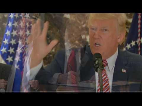 """Un an déjà : le """"worst-of"""" de Trump à la tête des Etats-Unis en moins de 2 minutes"""
