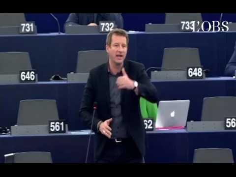"""""""Vous mentez sur la pêche électrique"""" : le coup de gueule de Yannick Jadot au Parlement européen"""