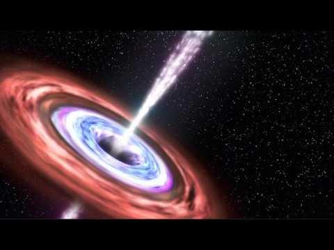"""""""Les trous noirs pourraient nous permettre de voyager très loin dans l'espace et dans le temps"""""""