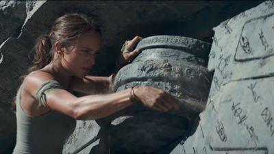 Tomb Raider - teaser 2 - VO - (2018)