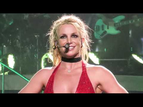 Britney Spears announces 'Piece of Me' World Tour