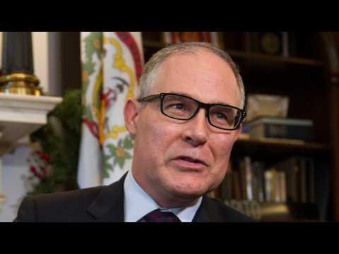 """EPA Chief Scott Pruitt Cites """"Toxic"""" Political Environment As Reason He Flies First Class"""