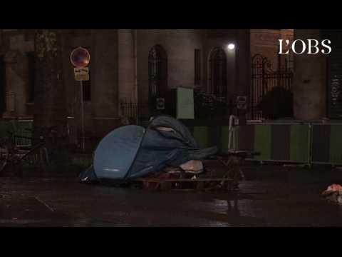Nuit de la solidarité : les sans-abris à Paris enfin recensés