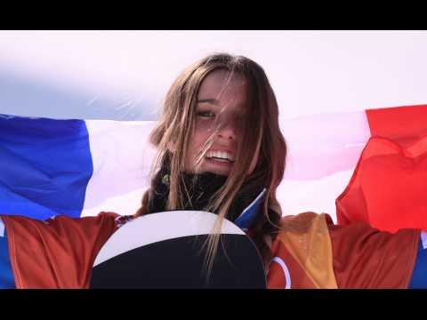 JO 2018 : Julia Pereira, 16 ans, devient la plus jeune médaillée française