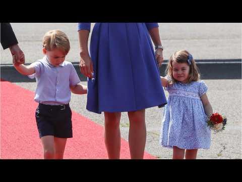 Prince George And Princess Charlotte Attend Different Schools